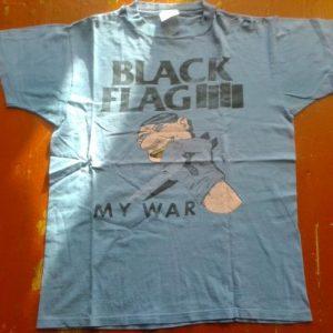 "Black Flag ""My War"" Tour 1984"