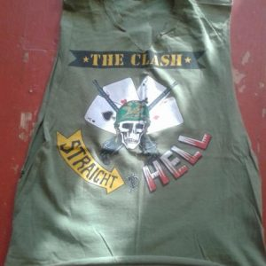 """The Clash """"Straight to Hell"""" Tour 1984"""