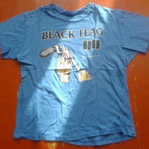 "Black Flag ""In My Head"" Tour 1986"