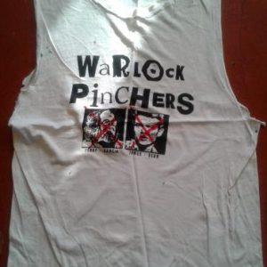 """Warlock Pinchers """"Jerry Garcia/James Dean"""" 1987"""