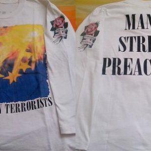 manic street preachers : generation terrorists
