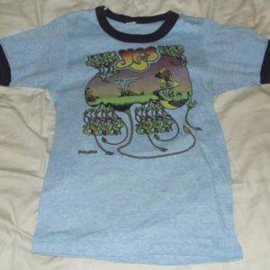 Vtg.70sYesTour T-shirt