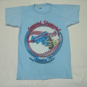 """Lynyrd Skynyrd America '76 """"Free bird"""" T- shirt"""