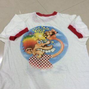 Vintage T-Shirt Grateful Dead 1973 Jester-Ice Cream Kid