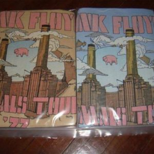 "Vtg.Pink Floyd '77 ""Animals"" T-shirt"