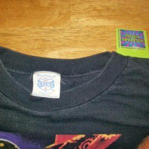 Vintage 90s Tupac T-Shirt 1996 Live/Die by the Gun Thug Life