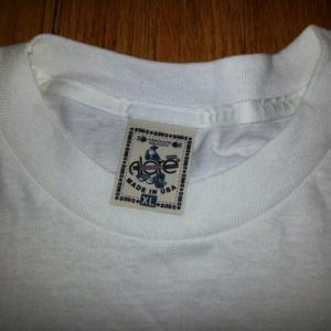 90s Indiana University T-Shirt Hoosiers Alore Fits XXL 2XL