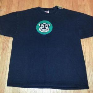 Vintage 90s Soul Coughing T-shirt 1998 El Oso Bear Sz XL