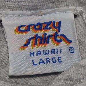 VTG 90s MAUI STINGRAYS T-Shirt Button Baseball Jersey Style