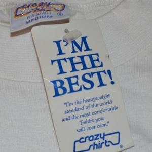 Vintage 90s San Francisco Crazt T-Shirt - L, XL