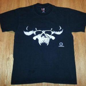 1988 DANZIG T-Shirt 80s Samhain Misfits Concert Tour Shirt L