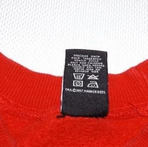 Vintage 90s Classic LOONEY TUNES Sweatshirt Fits S - M