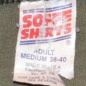 Vintage 80s USMC Eagle Globe & Anchor T-Shirt US Marines