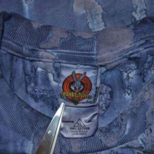 VTG 90s Taz Tie Dye T-Shirt Got A Problem Looney Tunes XXL