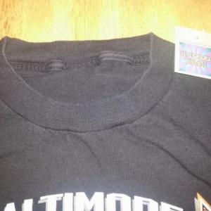 VTG 90s MLB Baltimore Orioles T-Shirt Logo Athletic Sz L
