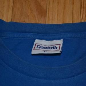 Vintage 90s REEBOK PreSeason Be Prepared T-Shirt Sz XL
