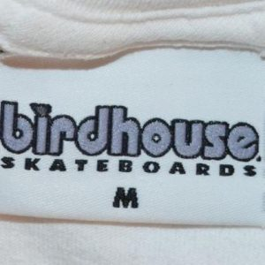 Vintage 90s BIRDHOUSE T-Shirt Tony Hawk Skateboarding Sz M