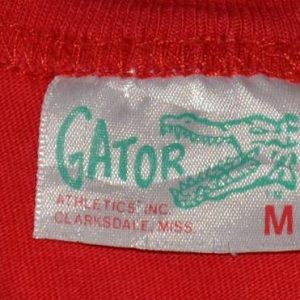 VTG 70s 80s Texas T-Shirt Football Jersey Style Fit S to M