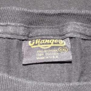 Vintage 90s Red Foxx T-Shirt Big Print Hip Hop Size 2XL, XXL