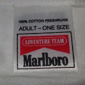 Vintage 90s MARLBORO ADVENTURE TEAM T-Shirt NDS NWOT L - XL