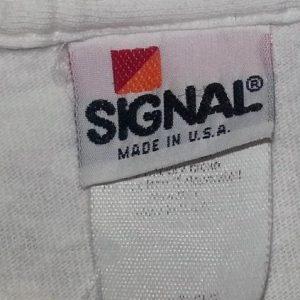 80s 90s Swamp T-Shirt Alligator Bird Bayou Signal All Over