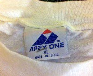 Vintage 90s APEX ONE NFL NY Giants T-Shirt - XL, XXL