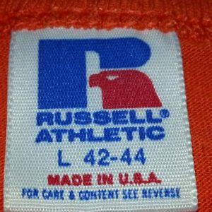 80s Oklahoma State Baseball Hitting Machine T-Shirt Ward L