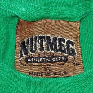 VTG 90s NFL Philadelphia Eagles T-Shirt NUTMEG Throwback XL