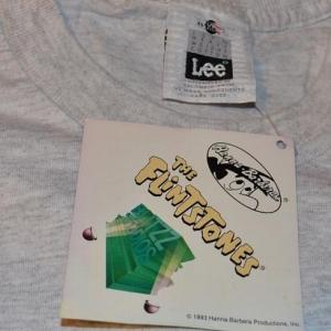 Vintage 90s Fred Flintstone Baseball T-Shirt - XL, NWT NDS