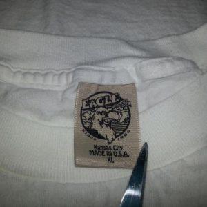 90s Saratoga T-Shirt New York NY Horse Racing NYRA Sz XL