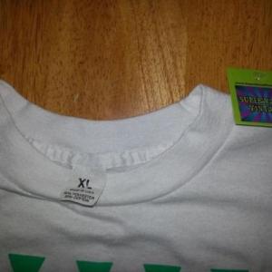 Vintage CLASS OF 1990 T-Shirt School Graduation Sz L