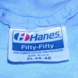 Vintage 80s SHIT HAPPENS T-Shirt Stoner Fits Size L