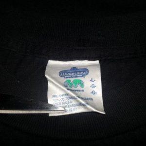 1995 Meat Loaf I'd Lie for You T-Shirt 90s Rock Concert L/XL
