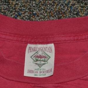 Vintage 90s T-Shirt Grand Canyon Arizona Kokopelli Sz S