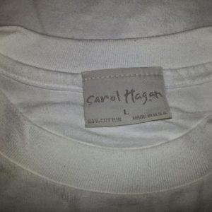90s Carol Hagan Jackson Hole T-Shirt American Made Native L