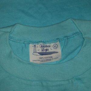 80s 90s Lamb T-Shirt Valerie Edwards Deadstock NOS Sz XL