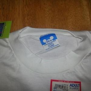 Vintage 80s NWT NDS Disney Epcot Center T-Shirt Sz L