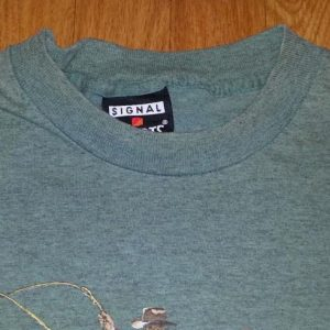 VTG 90s RODEO T-Shirt American Cowboys Horses Bull Lasso XL