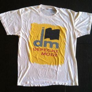 Black Celebration 1986 Depeche Mode Tour