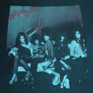 VINTAGE 1970'S NEW YORK DOLLS