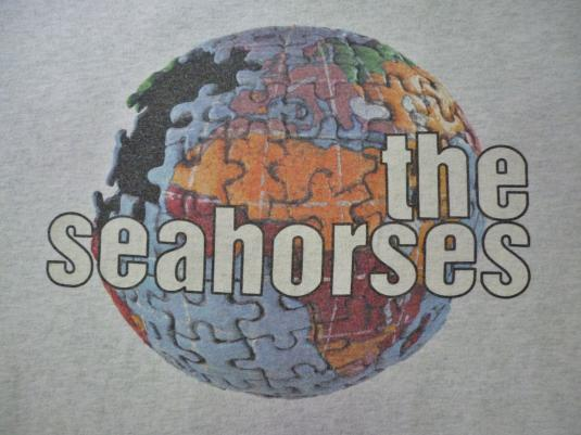 VINTAGE 90S THE SEAHORSES T-SHIRT