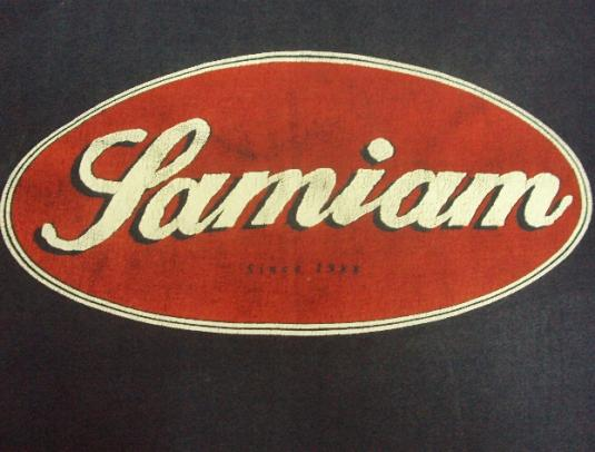 VINTAGE SAMIAM Promo T-SHIRT