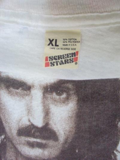 VINTAGE 1984 FRANK ZAPPA T-SHIRT