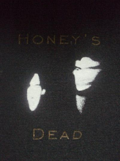 VINTAGE JESUS & MARY CHAINS HONEY'S DEAD