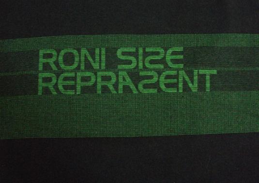 1997 RONI SIZE REPRAZENT NEW FORMS PROMO