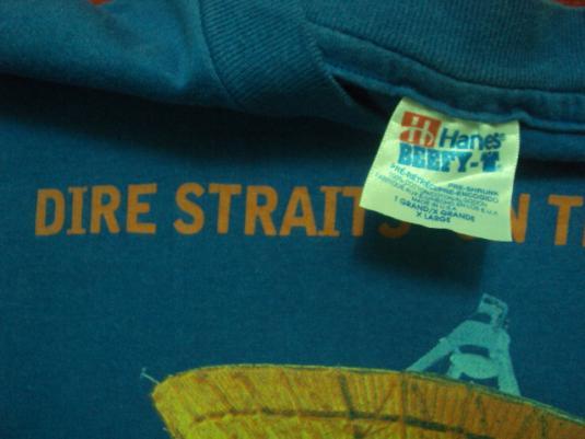 VINTAGE DIRE STRAITS T-SHIRT