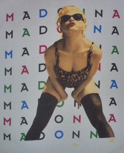 VINTAGE 1992 MADONNA T-SHIRT