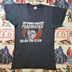 1982/83 PLASMATICS WENDY O WILLIAMS T-SHIRT
