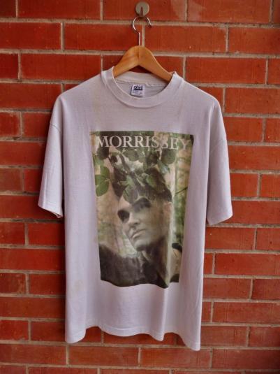 Vintage 1992 MORRISSEY Our Frank T-Shirt