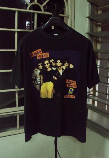 VINTAGE 1990 THE ROLLING STONES T-SHIRT